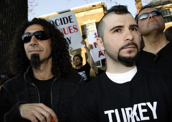 Joshua Roberts「System Of A Down Lead Grassroots Demonstration Against Armenian Genocide」:写真・画像(13)[壁紙.com]