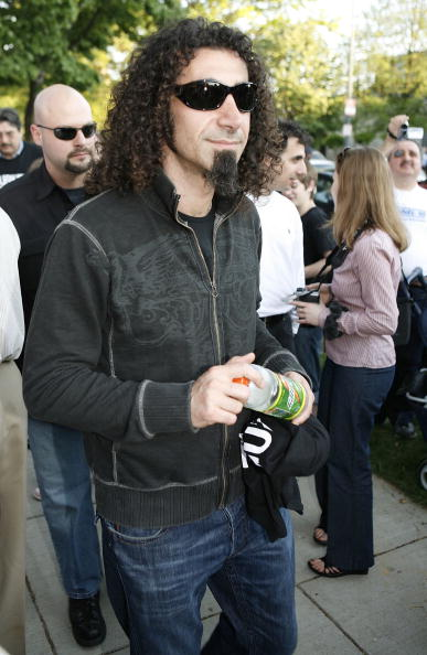 Joshua Roberts「System Of A Down Lead Grassroots Demonstration Against Armenian Genocide」:写真・画像(1)[壁紙.com]
