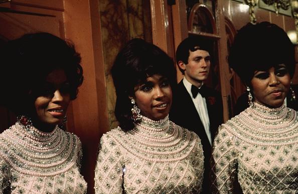 R&B「The Supremes」:写真・画像(9)[壁紙.com]