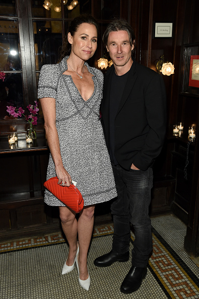 Gray Dress「2015 Tribeca Film Festival CHANEL Artists Dinner At Balthazar」:写真・画像(19)[壁紙.com]
