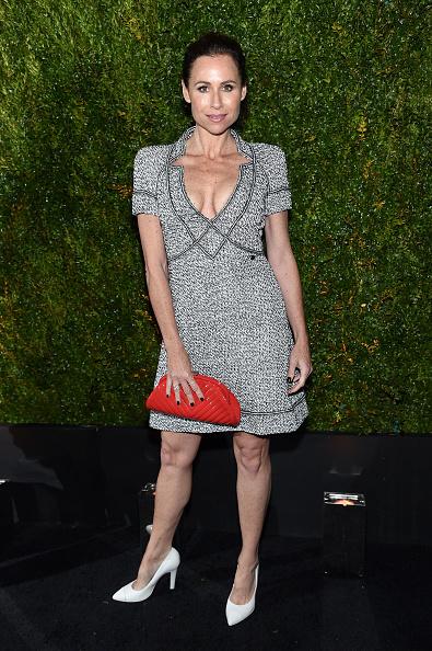Clutch Bag「Chanel Dinner - Arrivals - 2015 Tribeca Film Festival」:写真・画像(8)[壁紙.com]