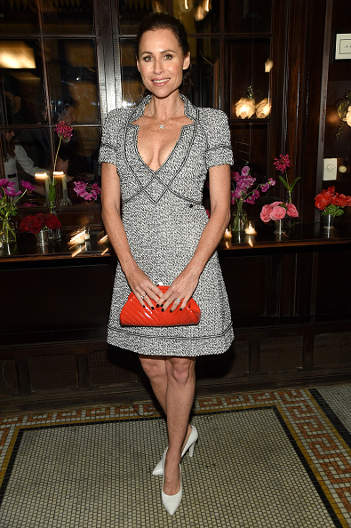 Gray Dress「2015 Tribeca Film Festival CHANEL Artists Dinner At Balthazar」:写真・画像(7)[壁紙.com]
