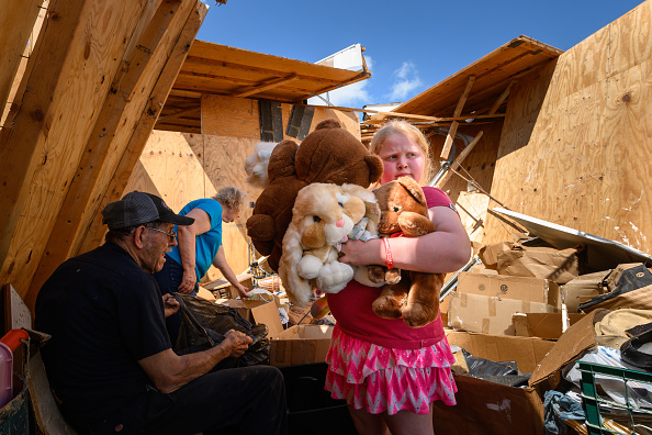 Missouri「Tornado Causes Extensive Damage In Jefferson City, Missouri」:写真・画像(7)[壁紙.com]