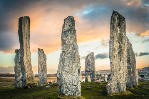 Ancient Civilization「Callanish Standing Stones, Isle of Lewis」:スマホ壁紙(14)