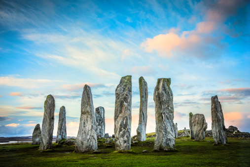 Ancient Civilization「Callanish Standing Stones, Isle of Lewis」:スマホ壁紙(9)