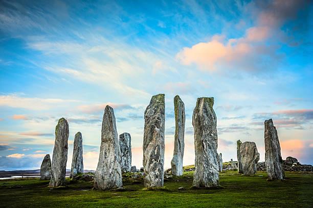Callanish Standing Stones, Isle of Lewis:スマホ壁紙(壁紙.com)