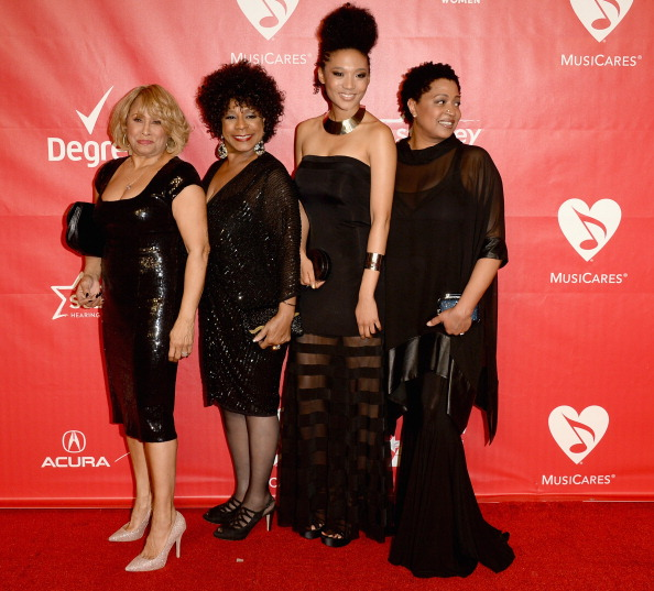 Merry Clayton「The 2014 MusiCares Person Of The Year Gala Honoring Carole King - Arrivals」:写真・画像(16)[壁紙.com]