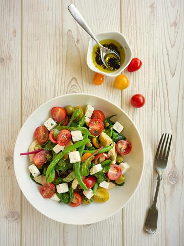 Arugula「Healthy panzanella  salad」:スマホ壁紙(14)