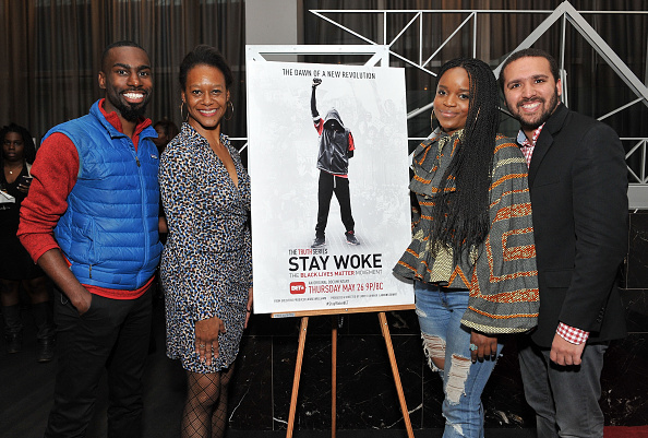 "Social Movement「""Stay Woke: The Black Lives Matter Movement"" Screening」:写真・画像(10)[壁紙.com]"