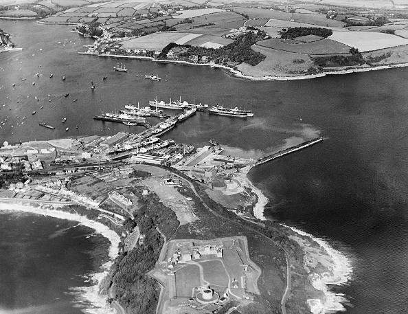 イングランド コーンウォール「Falmouth Harbour」:写真・画像(4)[壁紙.com]