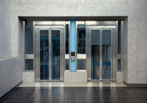 Elevator「エレベーターホール」:スマホ壁紙(17)
