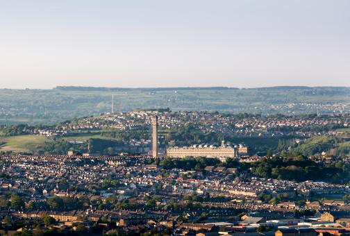 Mill「Manningham in Bradford」:スマホ壁紙(10)