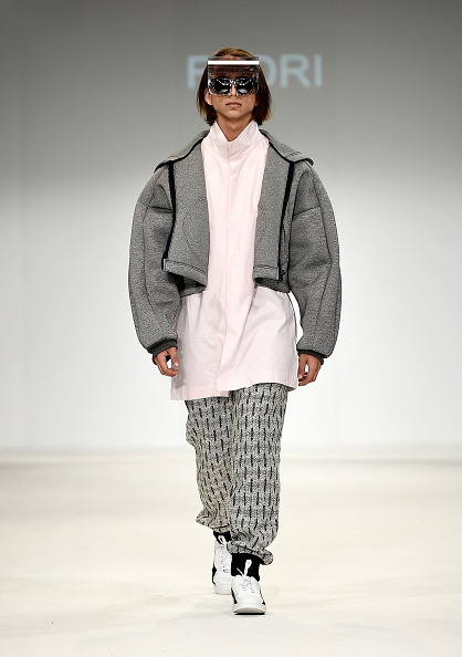 Gray Jacket「Graduate Fashion Week Sponsored By George At Asda」:写真・画像(1)[壁紙.com]