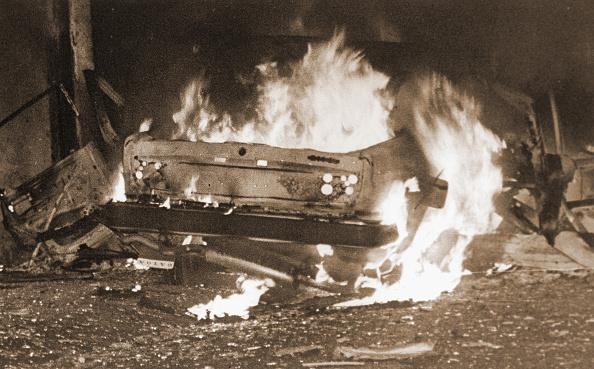 Explosive「London Car Bomb」:写真・画像(14)[壁紙.com]
