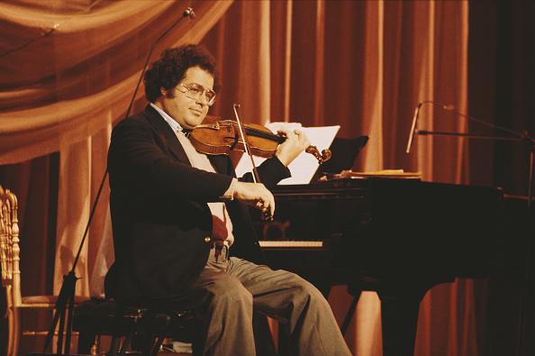 Classical Musician「Itzhak Perlman In London」:写真・画像(16)[壁紙.com]