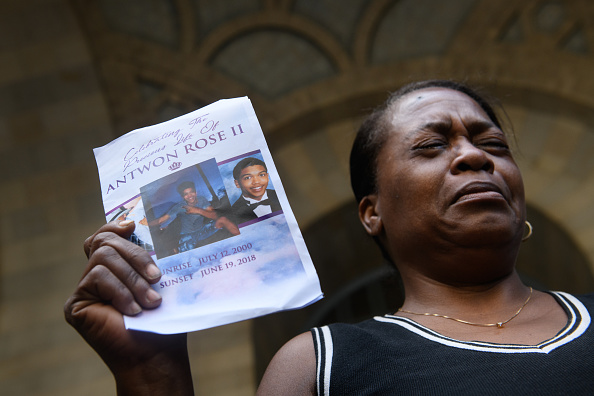 Justice - Concept「Protests Continue In Pittsburgh In Wake Of Last Week's Police Shooting Of Antwon Rose」:写真・画像(15)[壁紙.com]