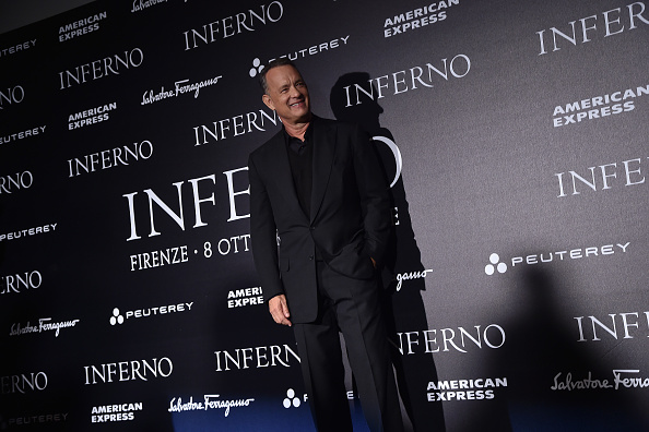 Jacopo Raule「'Inferno' Premiere In Florence」:写真・画像(11)[壁紙.com]