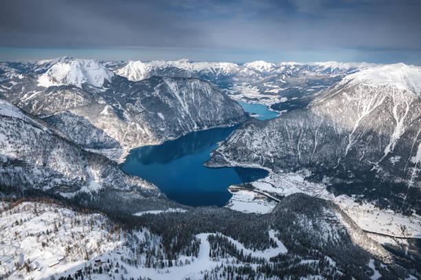 Hallstatt Lake:スマホ壁紙(壁紙.com)