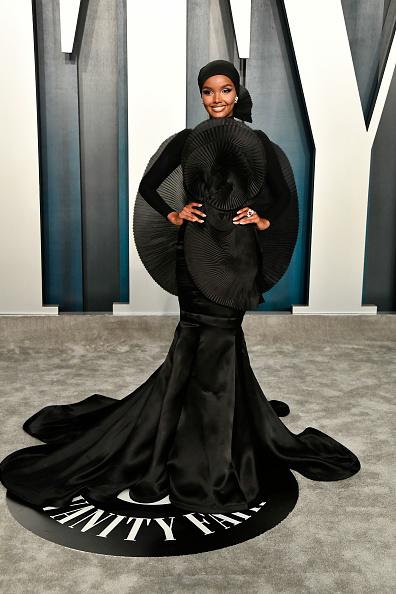オスカーパーティー「2020 Vanity Fair Oscar Party Hosted By Radhika Jones - Arrivals」:写真・画像(9)[壁紙.com]