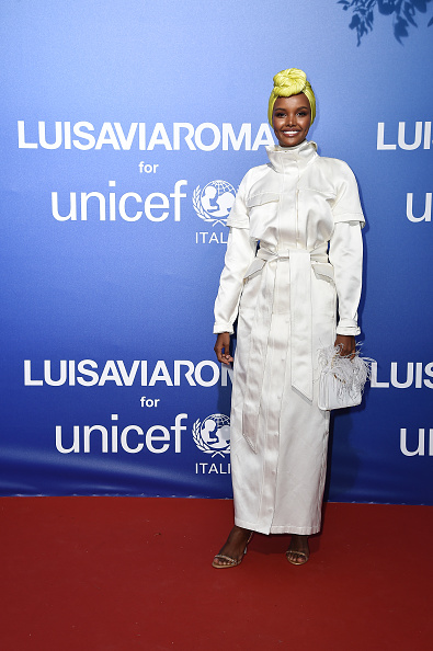 Metallic Shoe「Unicef Summer Gala Presented by Luisaviaroma – Photocall」:写真・画像(15)[壁紙.com]