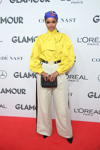 Suede「2019 Glamour Women Of The Year Awards - Arrivals And Cocktail」:写真・画像(6)[壁紙.com]