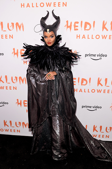 Annual Event「Heidi Klum's 20th Annual Halloween Party Presented By Amazon Prime Video And SVEDKA Vodka At Cathédrale New York - Arrivals」:写真・画像(18)[壁紙.com]