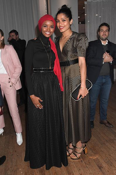 Striped Dress「Forevermark NYC Event」:写真・画像(18)[壁紙.com]