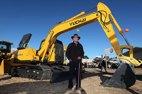 Construction Vehicle「New Zealand National Agricultural Fieldays Kicks Off In Hamilton」:写真・画像(5)[壁紙.com]