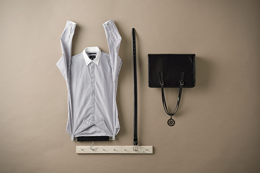 Belt「Gentleman shirt and belt and bag」:スマホ壁紙(5)