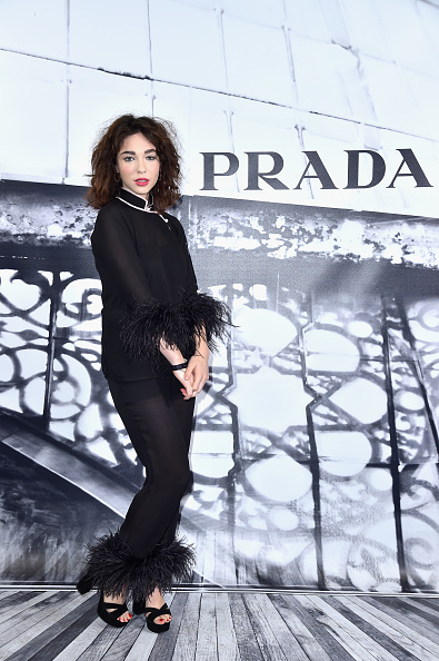 Chunky Heels「Prada Hosts A Cocktail Reception To Present The Resort 2018 Collection In Its Rome Stores」:写真・画像(15)[壁紙.com]