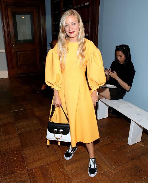 Canvas Shoe「Sies Marjan - Front Row - September 2016 - New York Fashion Week」:写真・画像(12)[壁紙.com]