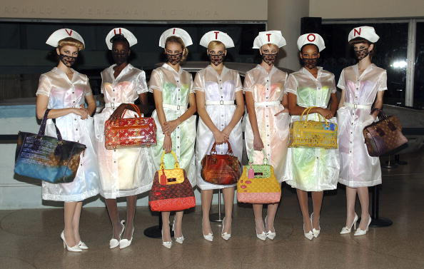 Purse「Louis Vuitton Cocktail Reception Celebrating The Richard Prince Exhibition」:写真・画像(11)[壁紙.com]