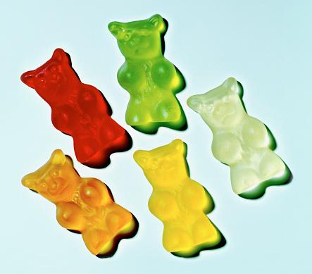 Gummi candy「Jellybears」:スマホ壁紙(13)
