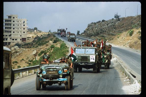 Arrangement「The PLO And Syrians Leave Beirut」:写真・画像(2)[壁紙.com]