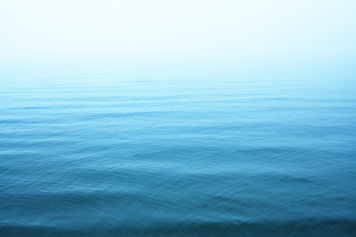Water Surface「Ripples on blue water surface」:スマホ壁紙(1)