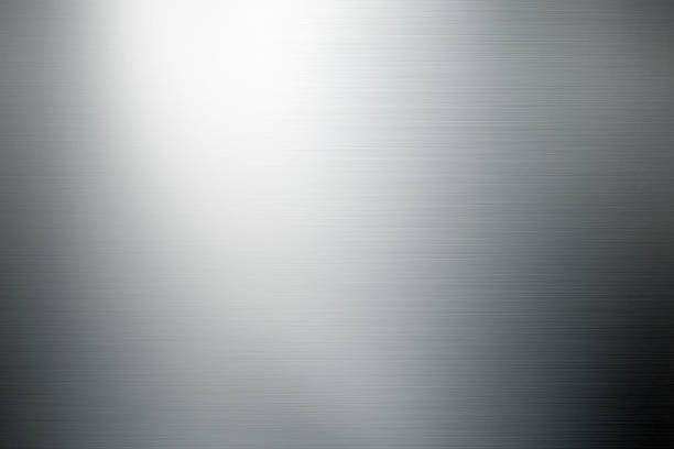 shiny brushed metal background:スマホ壁紙(壁紙.com)
