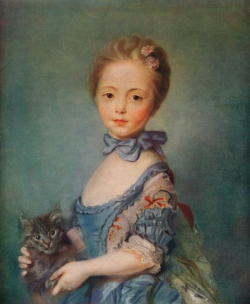 子猫「A Girl With Kitten」:写真・画像(3)[壁紙.com]
