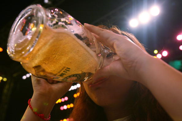 Beer - Alcohol「Sixth Chongqing Beer Festival」:写真・画像(10)[壁紙.com]