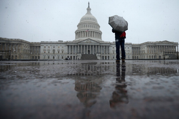 Washington DC「Late Winter Snowstorm Hits Washington DC」:写真・画像(18)[壁紙.com]