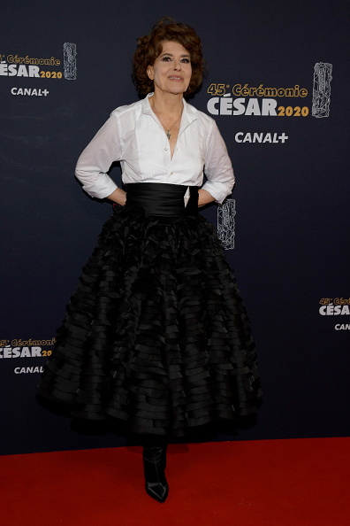 César Awards「Red Carpet Arrivals - Cesar Film Awards 2020 At Salle Pleyel In Paris」:写真・画像(14)[壁紙.com]