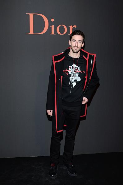 ディオール オム「Dior Homme : Photocall - Paris Fashion Week - Menswear F/W 2017-2018」:写真・画像(13)[壁紙.com]