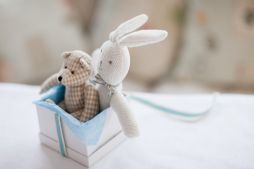 Annual Event「Stuffed toys in gift box」:スマホ壁紙(6)