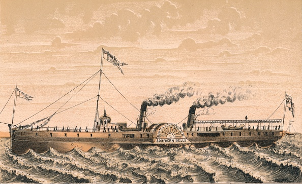 Steamboat「Southern Belle Between Toronto」:写真・画像(10)[壁紙.com]