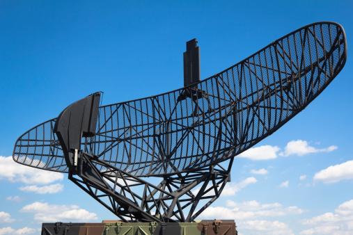 Antenna - Aerial「Military Radar Antenna」:スマホ壁紙(17)