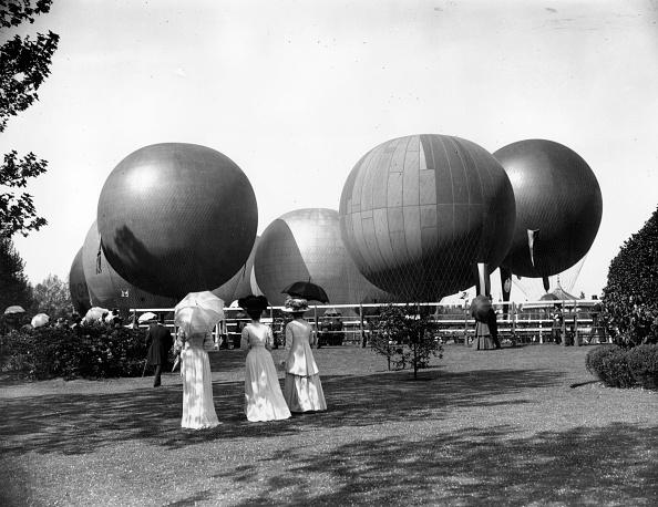 気球「Hurlingham Balloons」:写真・画像(2)[壁紙.com]