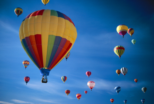 気球「Hot air balloons」:スマホ壁紙(16)