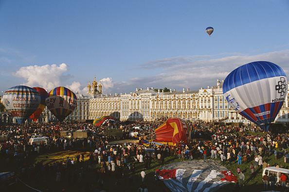 気球「Hot Air Ballooning In Russia」:写真・画像(19)[壁紙.com]