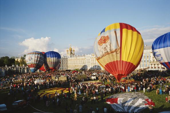 気球「Hot Air Ballooning In Russia」:写真・画像(16)[壁紙.com]