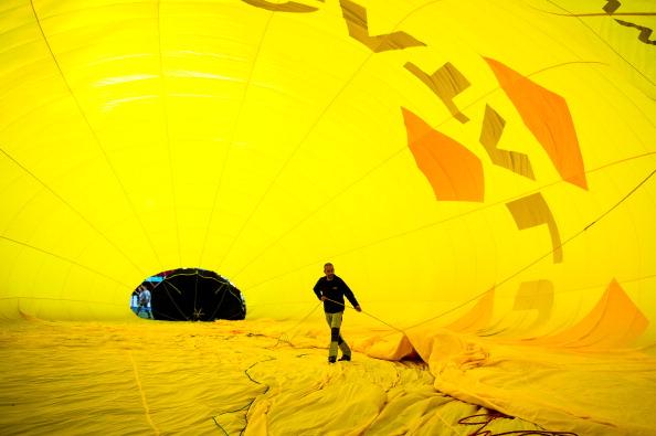 David Ramos「Hot Air Balloons Take To The Skies For The European Balloon Festival」:写真・画像(10)[壁紙.com]