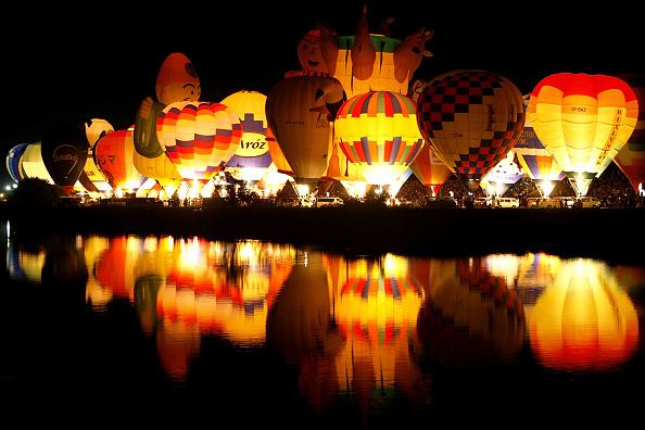 気球「Saga Balloon Festival」:写真・画像(10)[壁紙.com]